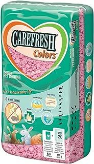 Absorbtion Corp Carefresh Premium Soft Pet Bedding, 10-Liter, Pink