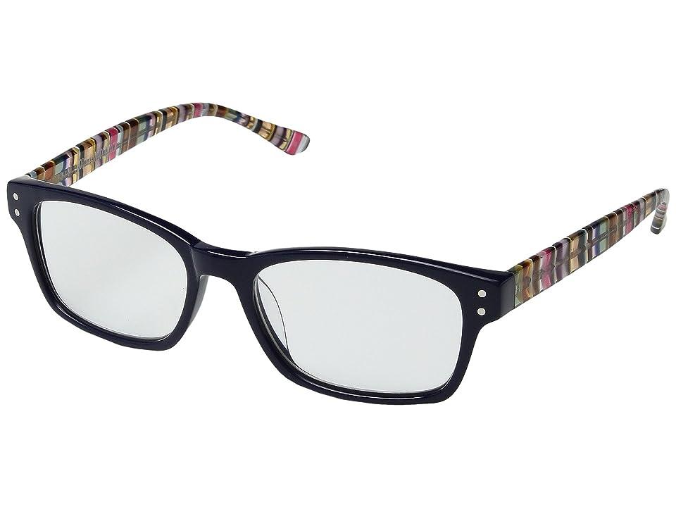 Corinne McCormack Edie Reading Glasses (Blue) Reading Glasses Sunglasses