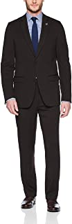 Men's Single Breasted Real Flex Stretch Fabric Suit