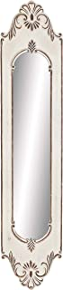 Deco 79 51005 Wood Wall Mirror, 16 by 72
