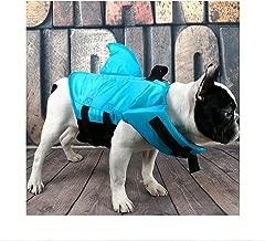 New Large Sized Dog Life ve Tide Brand Pet Swimwear Shark Fins Dogs Method Bucket Professional Life Jacket