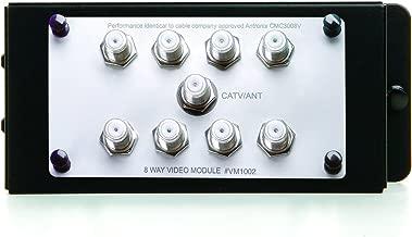 Legrand - On-Q VM1002 1X8 Enhanced Passive Video Splitter