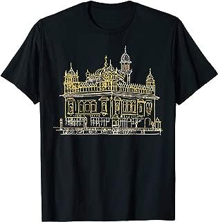 Best golden t shirt india Reviews