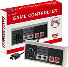 Gaming Controller for NES Nintendo Classic Edition Mini, Replacement Joypad Gamepad for NES Nintendo Classic Mini Edition (Wired)