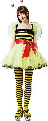 diseño simple y generoso Honey Honey Honey Girl Costume Ladies 155cm  165cm [Clear Stone Genuine]  para barato
