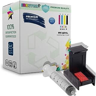 INKUTEN Ink Cartridge Suction Priming Clip for HP 63 61 62 65 64 56 57 21 22 96 97 98 93 92 27 60 Black and Color Inkjet Cartridges