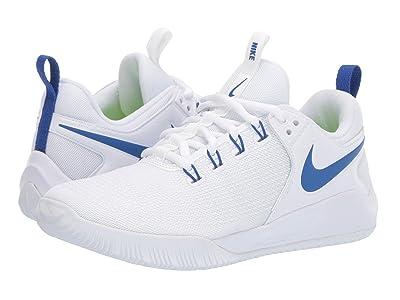 Nike Zoom HyperAce 2 (White/Game Royal) Women