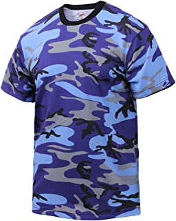 Best blue camouflage shirt Reviews