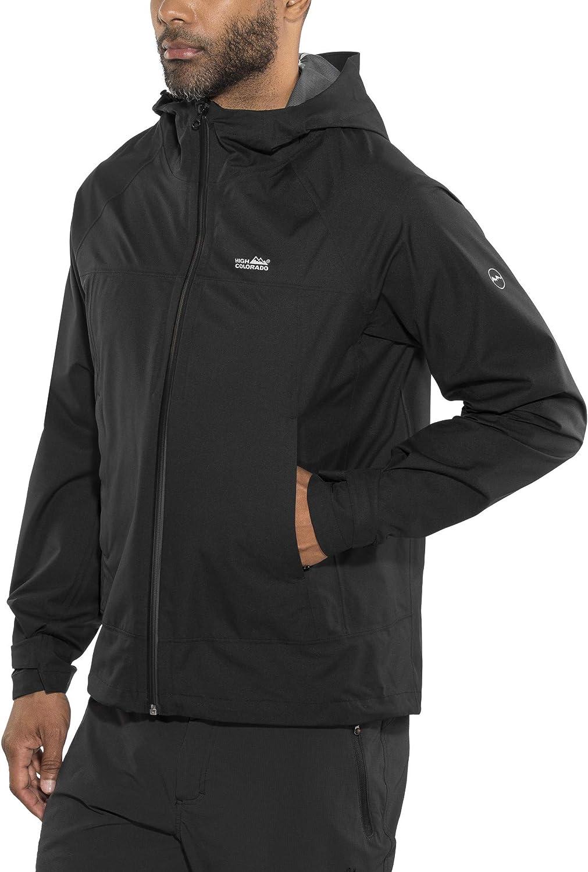 High colorado Tirano Jacket Men black 2018 winter jacket