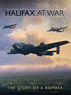 Halifax at War: The Story of a Bomber