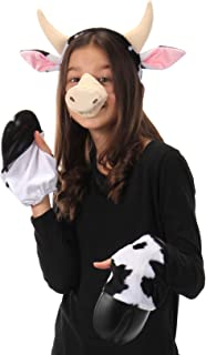 Best cow hooves costume Reviews