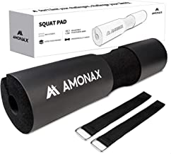 Amonax squat pad - nc - zwart