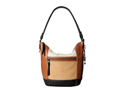 The Sak Sequoia Hobo (Neutral Block) Hobo Handbags