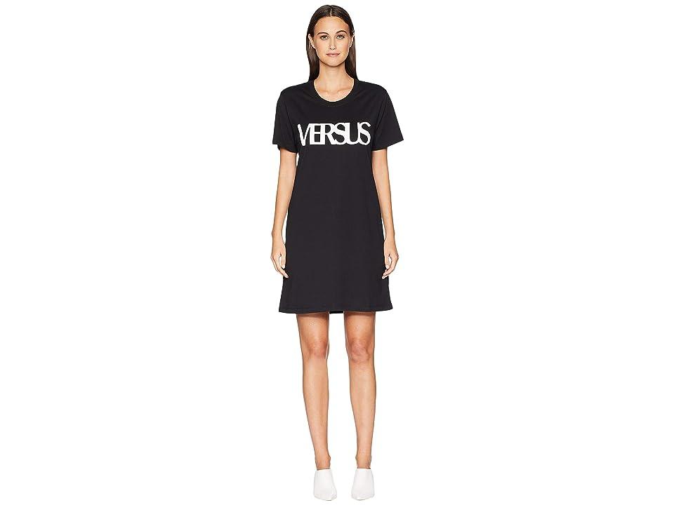 Versus Versace Donna T-Shirt (Black) Women