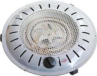 Bastilipo BET-950 Brasero Anti-Incendios, 950W, 3 Potencía s, 950 W, Otro, 3 Velocidades, Gris