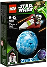 LEGO Star Wars Jedi Starfighter and Kamino (75006)