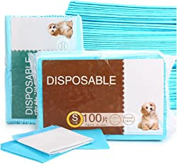 Rockynice Pet Soft Disposable Female Dog Diapers, Multiple Sizes Available