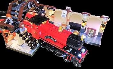 brickled LED Lighting Kit for Lego 75955 Harry Potter Hogwarts Express (Lego Set not Included)