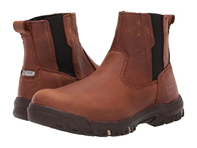 Caterpillar Abbey Steel Toe (Butterscotch) Women