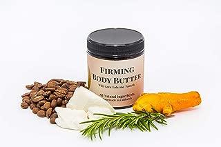 Organic Firming Body Butter with Turmeric and Gotu Kola