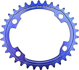 Baroque Gear 34T ±2 90° 4穴 青Blue