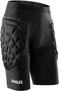 Valorsports Anti-collision sponge Football goalkeeper Roller skating Breathable tight pants Elastic tackle pants JA527