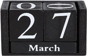 Amazon.es: calendario bloques madera