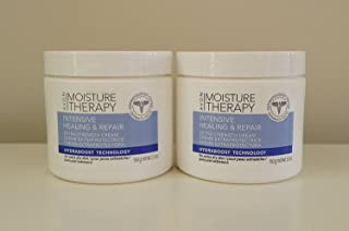 Avon Moisture Therapy Intensive and Repair Extra Strength Cream Lot 2 Jars 5.3 Oz.