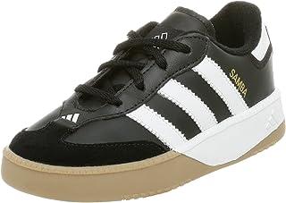 adidas Performance Samba M I Leather Indoor Soccer Shoe (Infant/Toddler)