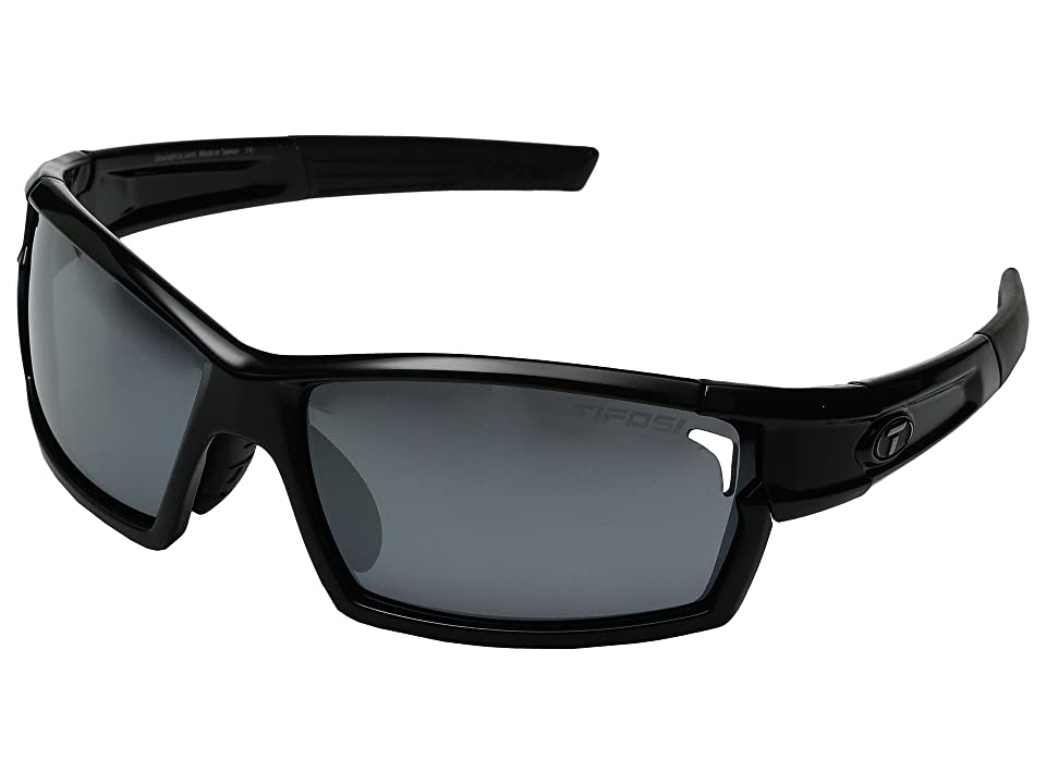 Tifosi Optics Cam Rock (Gloss Black) Sport Sunglasses