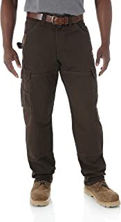 Rugged Khaki Pants