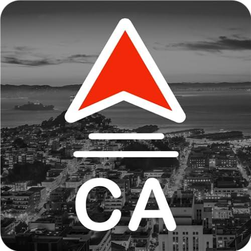 bester Test von navi app offline Kalifornien – Offline-Karten und Navigation