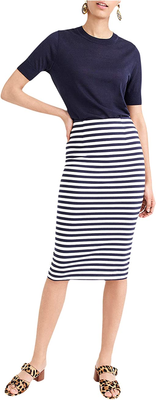 Cabo Stripe Navy