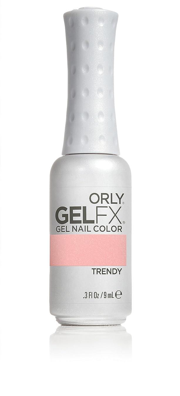 スロー歩き回るコンサルタントOrly GelFX Gel Polish - Trendy - 0.3oz/9ml
