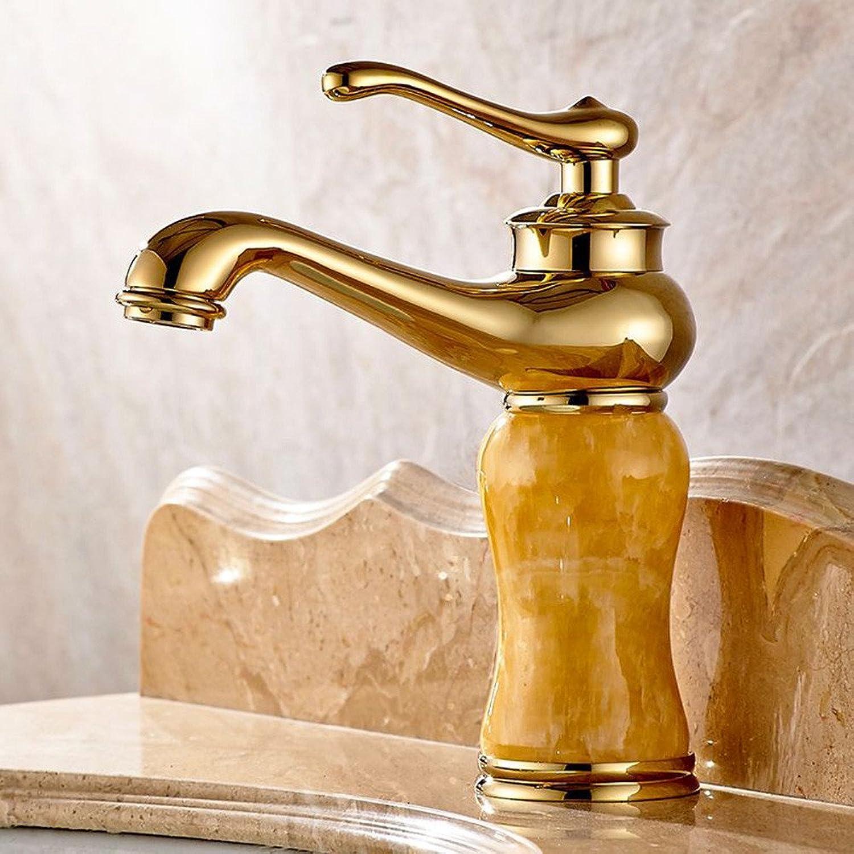 ETERNAL QUALITY Bad Waschbecken Wasserhahn Küche Waschbecken Wasserhahn Retro-Pull-Up-Aufsatzbecken Aus Kupfer Waschtischmischer BEG1971
