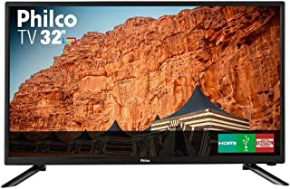 TV, Philco, PTV32B51D LED, 32'', Preto