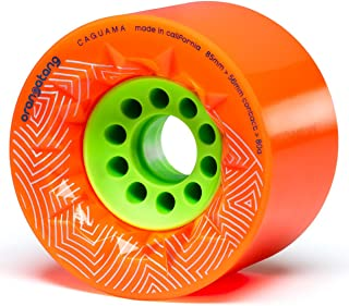 Best orange orangatang wheels Reviews