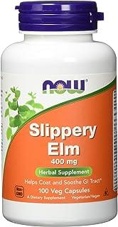 Slippery Elm 400mg 100 Capsules
