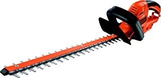 comprar comparacion BLACK+DECKER GT6060-QS - Cortasetos eléctrico 600W, espada de 60 cm