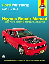 Ford Mustang (05-14) Haynes Repair Manual (Does not include information specific to Shelby GT5000 Cobra models or Boss 302 models. Includes vehicle coverage apart from the specific exclusion noted)