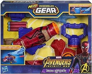 Avengers Assembler Gear Spider-Man Fırlatıcı