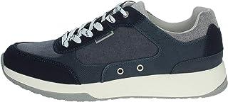 lumberjack Nantes SM86512 Sneakers Chaussures Hommes Gris Casual