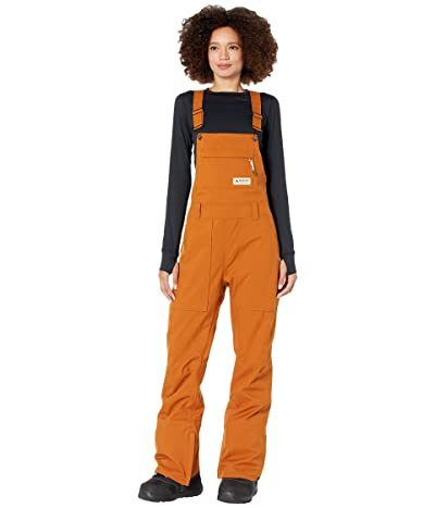 Burton Avalon Bib Pants Short Women
