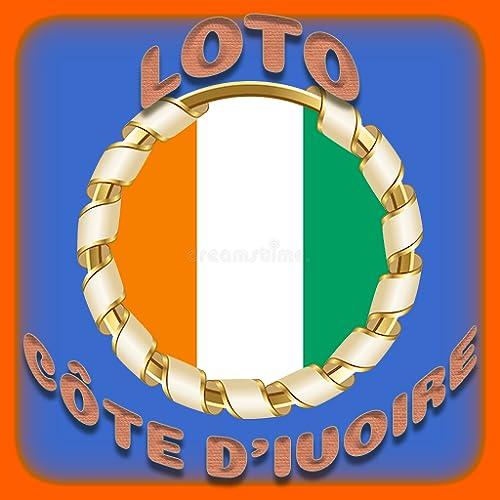Lotto CÔTE D'IVOIRE Random CÔTE D'IVOIRE Lottery