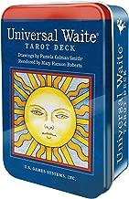 Universal Waite Tarot Deck in a Tin