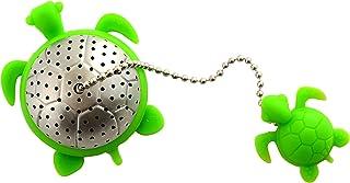 Norpro NOR-5647 S/S Turtle Infusor de té