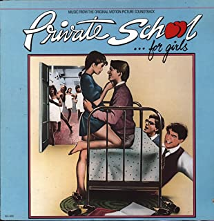 Various - Private School - Music From The Original Motion Picture Soundtrack - MCA Records - MCA - 36005 Very Good Plus (VG+)/Near Mint (NM or M-) 12