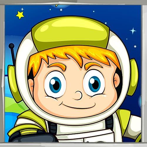 Astronaut Coloring Book