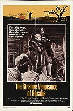 The Strange Vengeance Of Rosalie 1972 Authentic 27