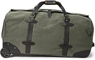 Filson Large Rolling Duffle Bag, Otter Green